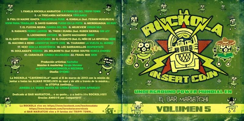 LA ROCKOLA VOL.5