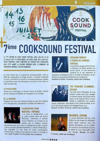 Cooksound Fest
