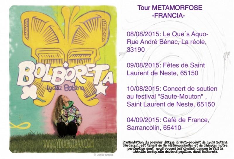 TOUR AOUT