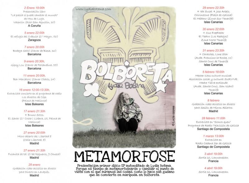 Cartel Tour 2015 EP Metamorfose